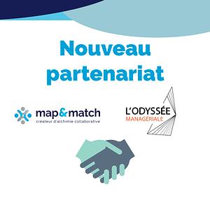 Nouveau partenariat : L'Odyssée managériale